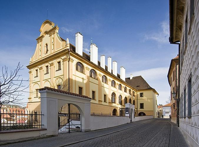 REGIONÁLNÍ MUZEUM V ČESKÉM KRUMLOVĚ, Regionální muzeum v Českém Krumlově